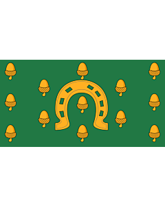 Fahne: Rutland