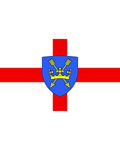 Fahne: Suffolk