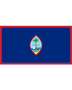 Fahne: Guam