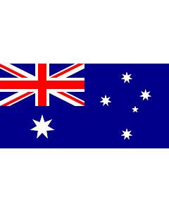 Fahne: Heard und McDonaldinseln