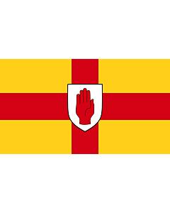 Fahne: Ulster