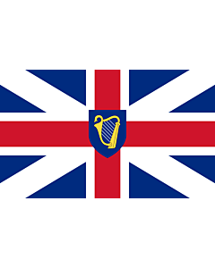 Fahne: Commonwealth  1658-1660 | Protectorate  Commonwealth of England