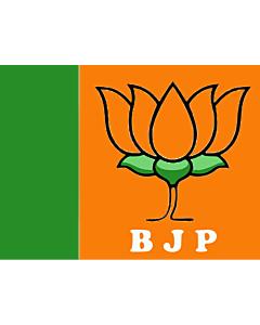Fahne: BJP