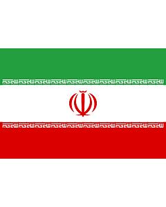 Fahne: Iran
