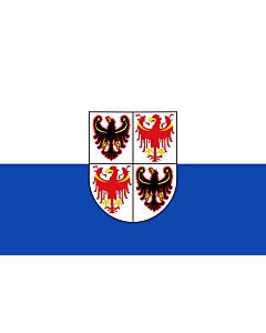 Fahne: Südtirol (Trentino)