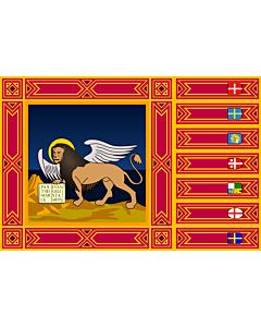 Fahne: Venetien