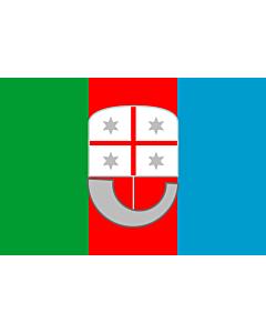 Fahne: Ligurien