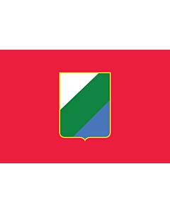 Fahne: Abruzzen