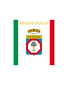 Fahne: Apulien