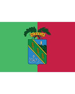 Fahne: Provinz Latina