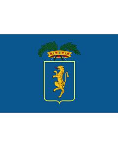 Fahne: Provinz Lucca