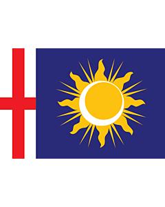 Fahne: Provinz Mailand