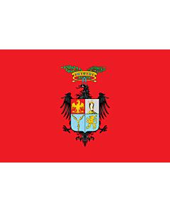 Fahne: Provinz Palermo