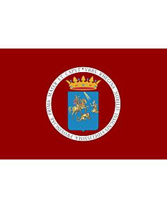 Fahne: Provinz Reggio Calabria