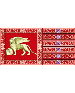 Fahne: Provinz Venedig