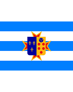 Fahne: Kingdom of Etruria | It is easy to put a border around this flag image | Royaume d Étrurie | Regno di Etruria