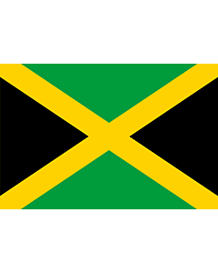 Fahne: Jamaika