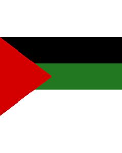 Fahne: Arab revolution   Arab revolt of 1917  Hashemites
