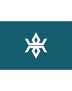 Fahne: Präfektur Iwate
