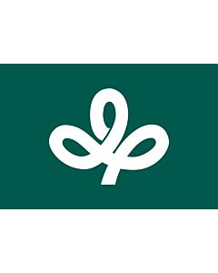 Fahne: Präfektur Miyagi,