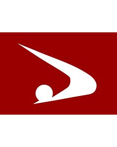 Fahne: Präfektur Akita