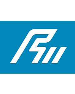 Fahne: Präfektur Ishikawa