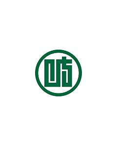 Fahne: Präfektur Gifu