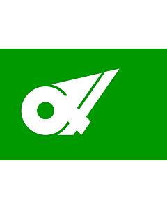 Fahne: Präfektur Mie