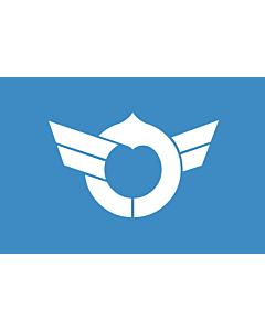 Fahne: Präfektur Shiga