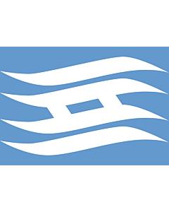 Fahne: Präfektur Hyōgo