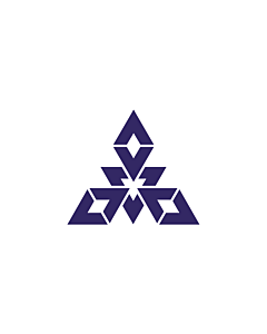 Fahne: Fukuoka