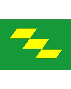 Fahne: Präfektur Miyazaki