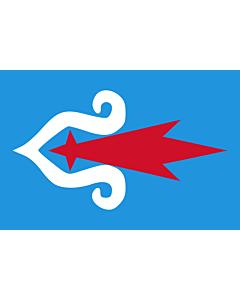 Fahne: Ainu