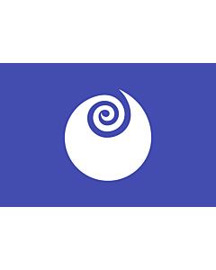 Fahne: Ibaraki Prefecture | 茨城県旗