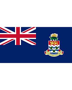Fahne: Kaimaninseln