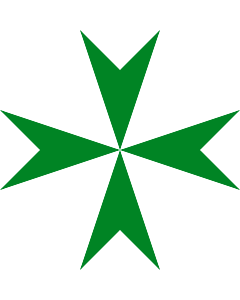 Fahne: Lazarus-Orden