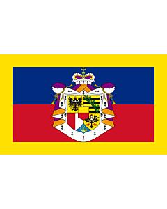 Fahne: Fürsten von Liechtenstein