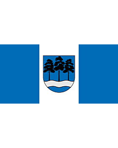 Fahne: Ogre | Ogre, Latvia | Ogres