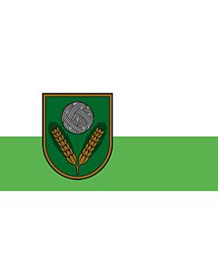 Fahne: Rēzeknes novads | Rēzeknes Municipality | Rēznis nūvoda karūgs | Rēzeknes novada | Флаг Резекненского края
