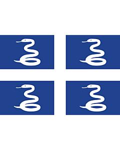 Fahne: Martinique