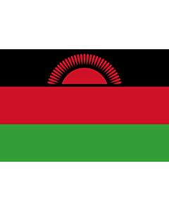 Fahne: Malawi