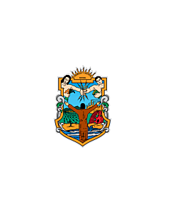 Fahne: Baja California