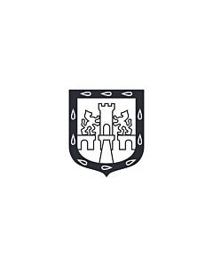 Fahne: Mexiko-Stadt