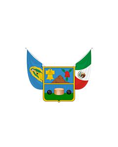 Fahne: Hidalgo