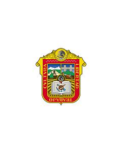 Fahne: Mexiko