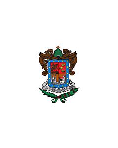 Fahne: Michoacán