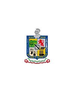 Fahne: Nuevo León
