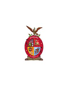 Fahne: Sinaloa