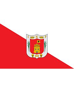 Fahne: Tlaxcala