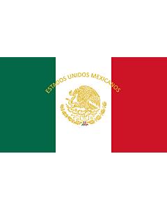 Fahne: Mexican Presidential Standard